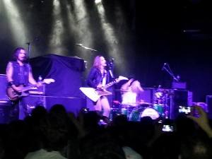 Halestorm at La Riviera (15/11/2013)